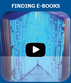 Finding E-books