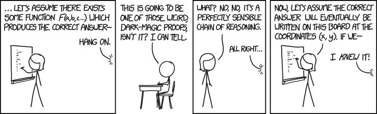 Xkcd Physics Math