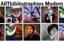 ARTbibliographies Modern Promo